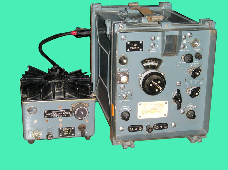 Радиоприемник Р-326