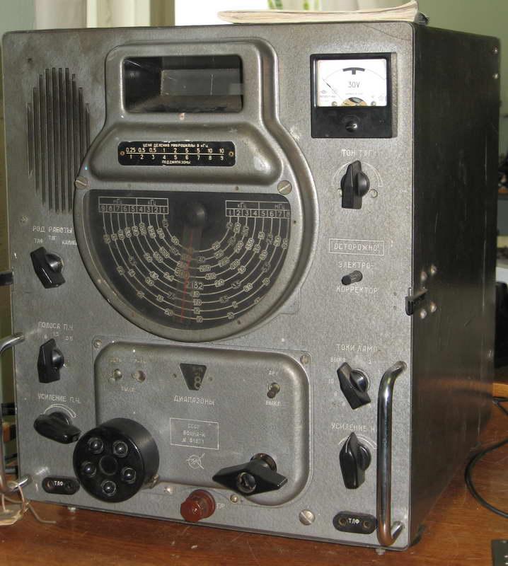 Кроме того, радиоприемник