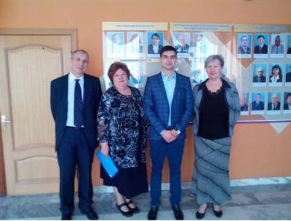 ЭТИ СГТУ Новости В Г Шухова в качестве официального оппонента по защите кандидатской диссертации Суханова Е В 09 12 2016 г